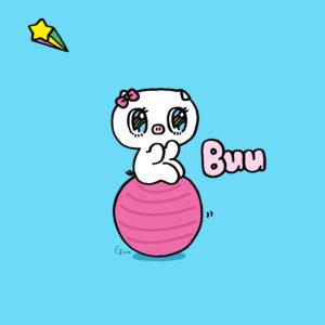 憧れボディを夢見て。/Buu