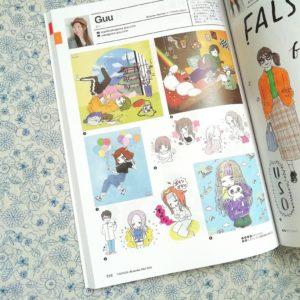 ファッションイラストレーション・ファイル2019