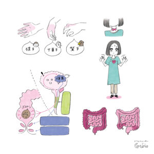 ナーシング・キャンバス2019年10月号 / 出版 学研プラス / 挿絵 魔法使いの女の子