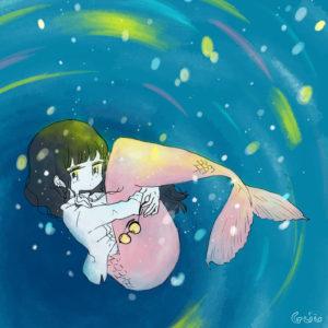 東京の人魚姫。/イラストレーターGuu