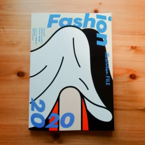 幻冬舎 fashion illustrationFILE 2020 掲載